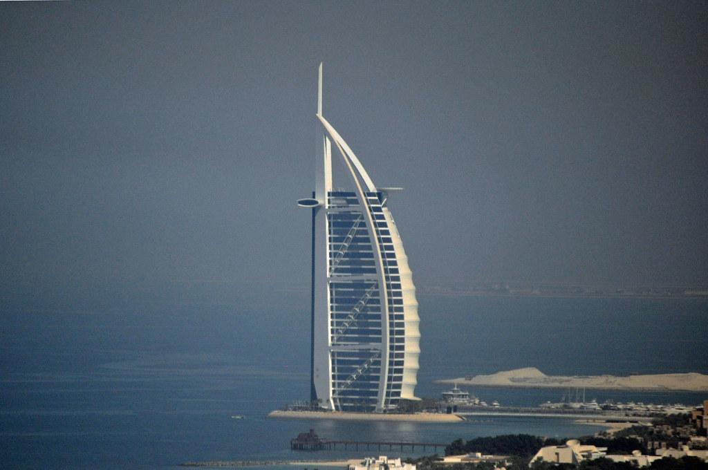 Dubai 021 - Burj al Arab hotel