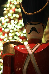 ballagio christmas garden 2011 toy soldier