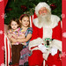 Quinn and Kaitlyn Visit Santa 2010 by Ethan Hurd