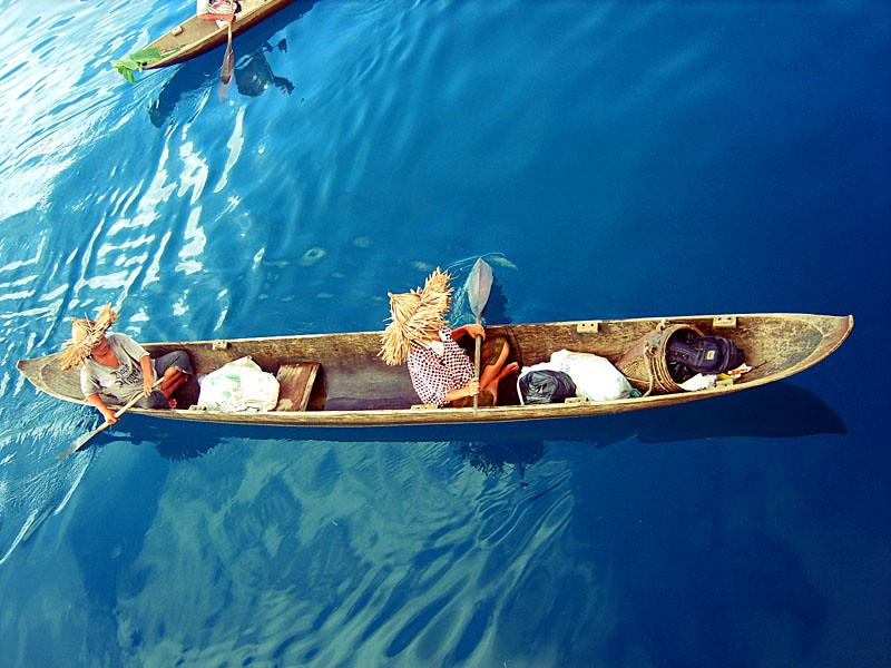 Mentawai locals