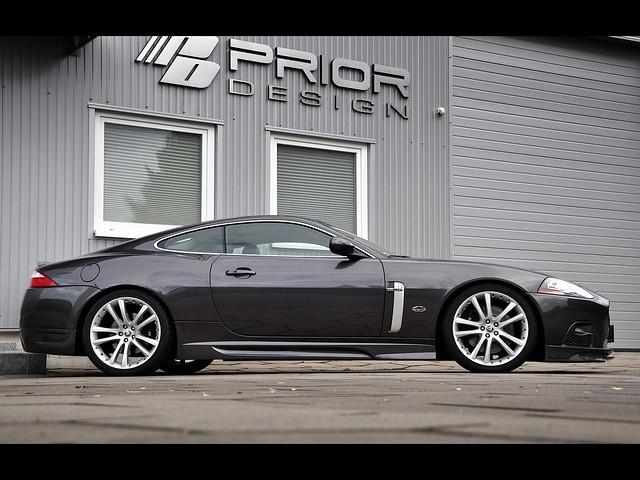 Photo:Prior Design Jaguar XK/XKR Aerodynamic full body kit By Prior Design NA (priordesignusa.com)