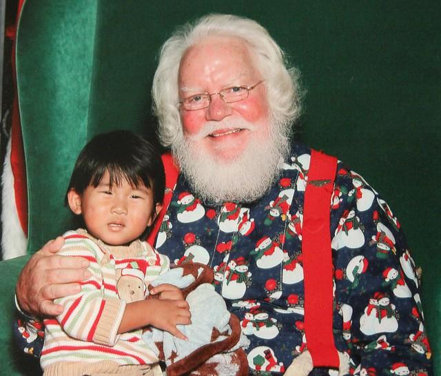 si and santa