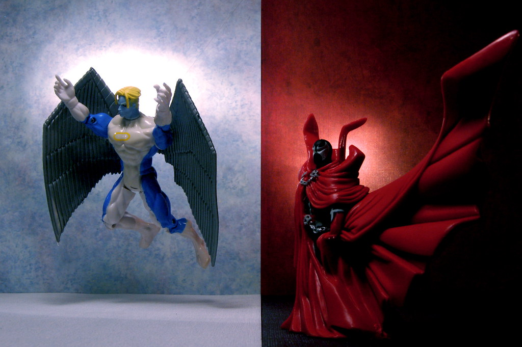 Archangel vs. Spawn (351/365)