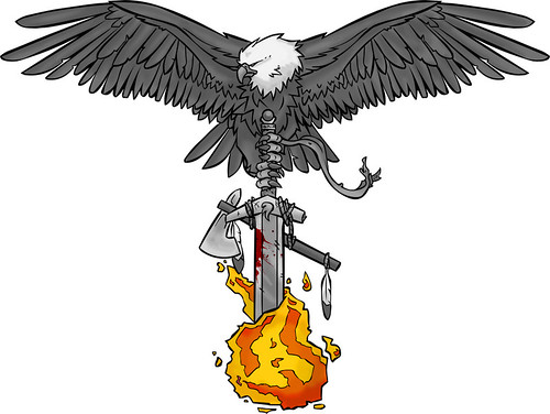 fire eagle design wwwimgkidcom the image kid has it