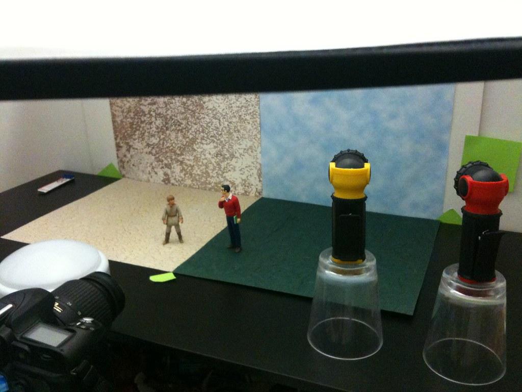 Anakin Skywalker vs. Clark Kent Setup