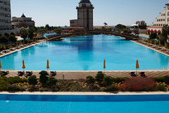 resort town, swimming pool, property, reflecting pool, resort, condominium, villa,