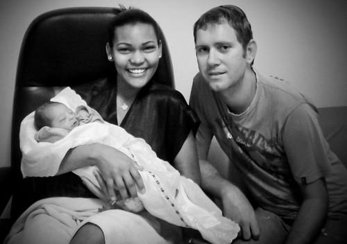 Daniel, Carla e Jeffer - 23-12-2010
