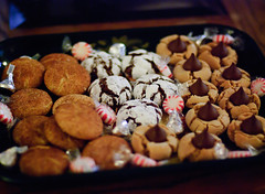 Christmas Eve Cookie Plate