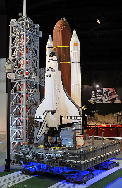 lego space shuttle large - photo #5