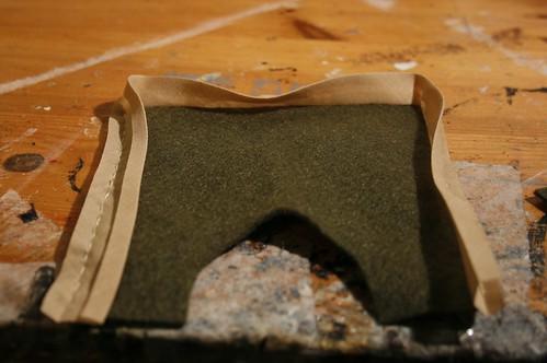 Stitched Binding
