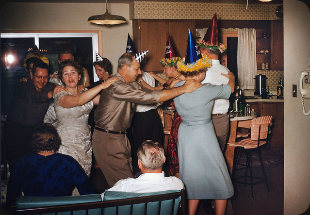 New Year's Party, 1961