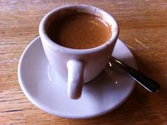 Espresso at Brew HaHa!