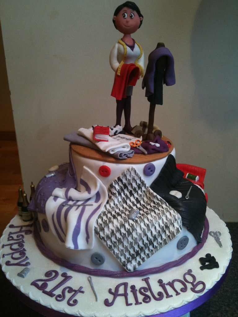Fashion Designer cake - a photo on Flickriver