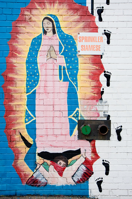 Zapatista mural flickr photo sharing for Mural zapatista