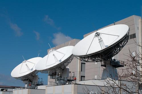 Parabola Antennae