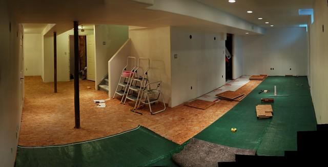 laminate flooring underlayment laminate flooring basement