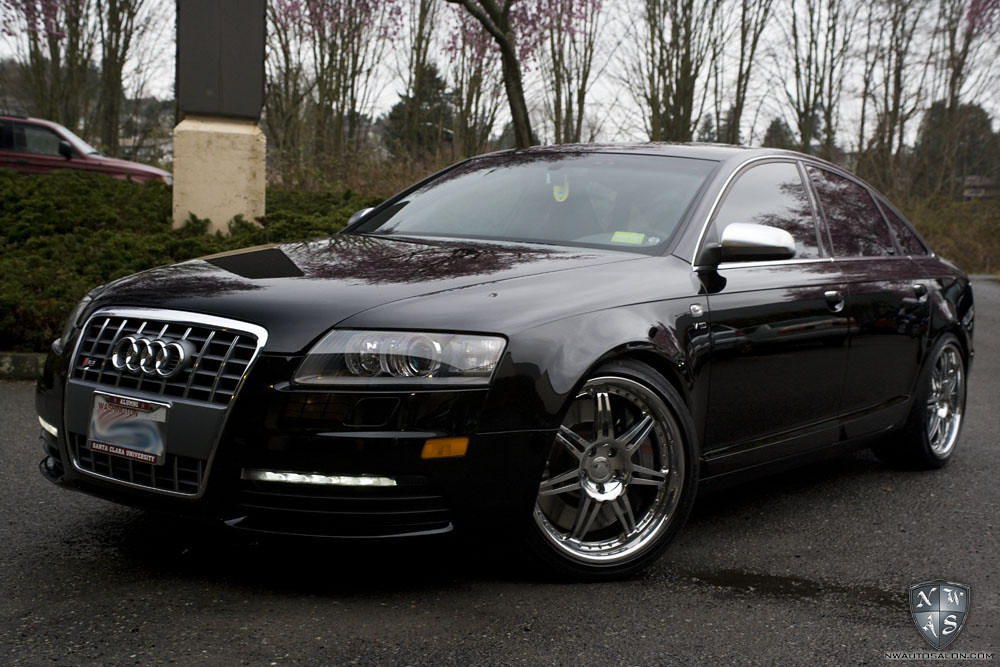 seattle auto detailing by northwest auto salon on audi s6. Black Bedroom Furniture Sets. Home Design Ideas