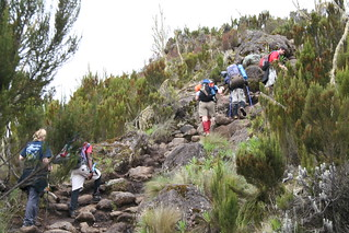 6-Day  Machame Route