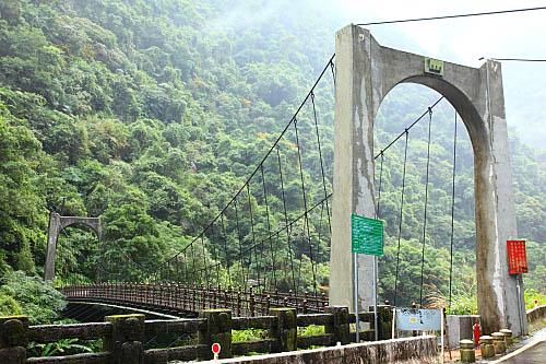 GC71烏來-信賢步道-信賢吊橋