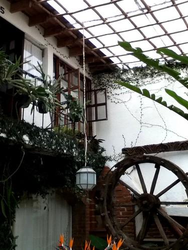de mexico hotel bravo view valle estado meson leyendas