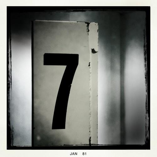 No. seven