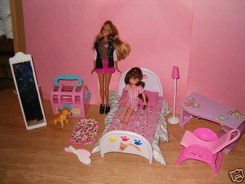 barbie bedroom set flickr photo sharing