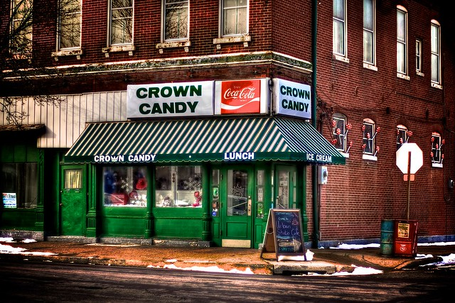 Crown Candy Kitchen Menu