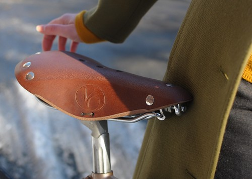 Women's Touring Bike Project, VO Model 3 Saddle
