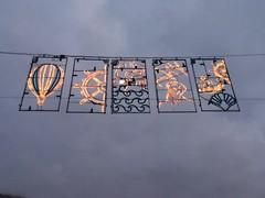 Jules Verne lights