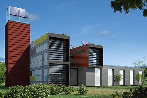 Casas con contenedores reciclados taringa - Contenedores para vivir ...