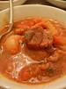 moroccan lamb stew bowl