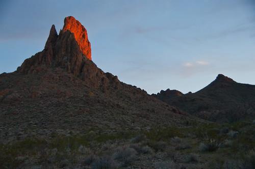 arizona desert hiking pentaxk20d
