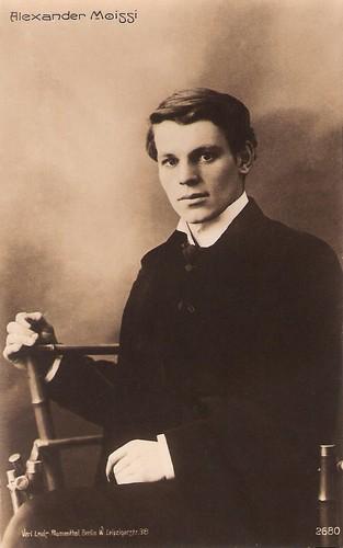 Alexander Moissi
