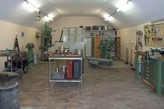 Fort «Furggels» - Machine Shop