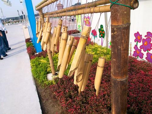 Bamboo windbells