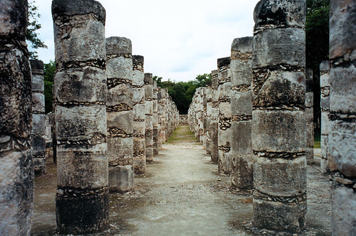 Mexické zastavení 4 – Chichén Itzá
