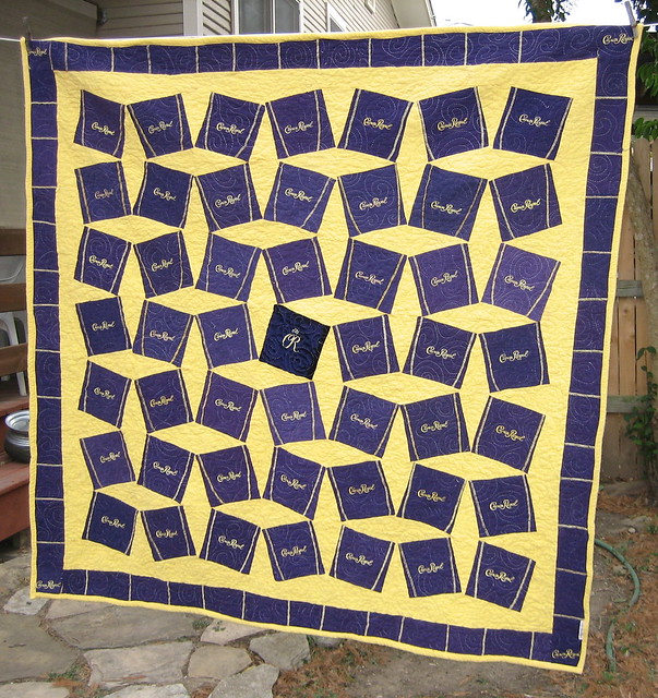 Quilt Patterns For Crown Royal Bags Cafca Info For