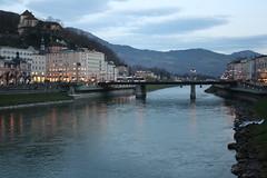 Salzburg in the evening / Залцбург вечерта