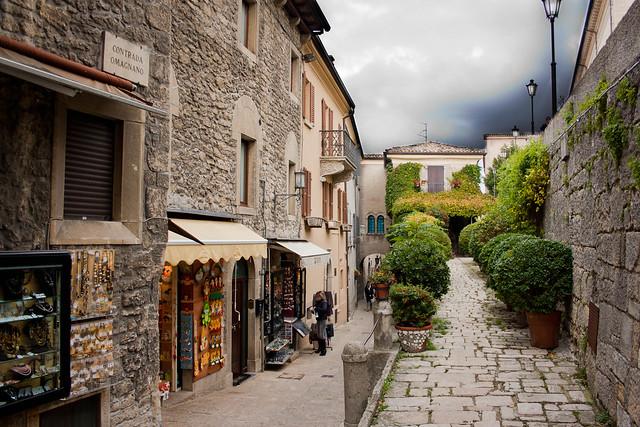San Marino city, San Marino