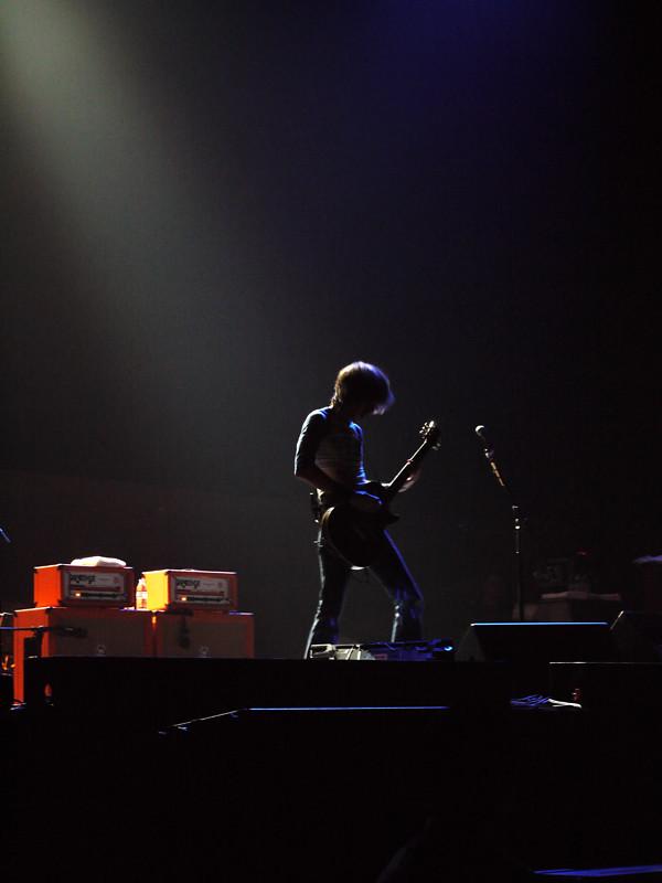 THE SWORD [front act of METALLICA September 26, 2010 - Sai