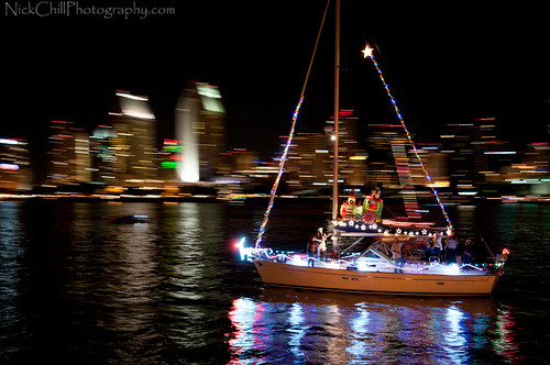 San Diego Bay Parade Of Lights Extraordinary San Diego Bay Parade Of Lights Seaport Village