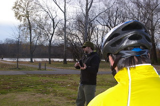 Richmond Ramble Cyclist for Bay Ride