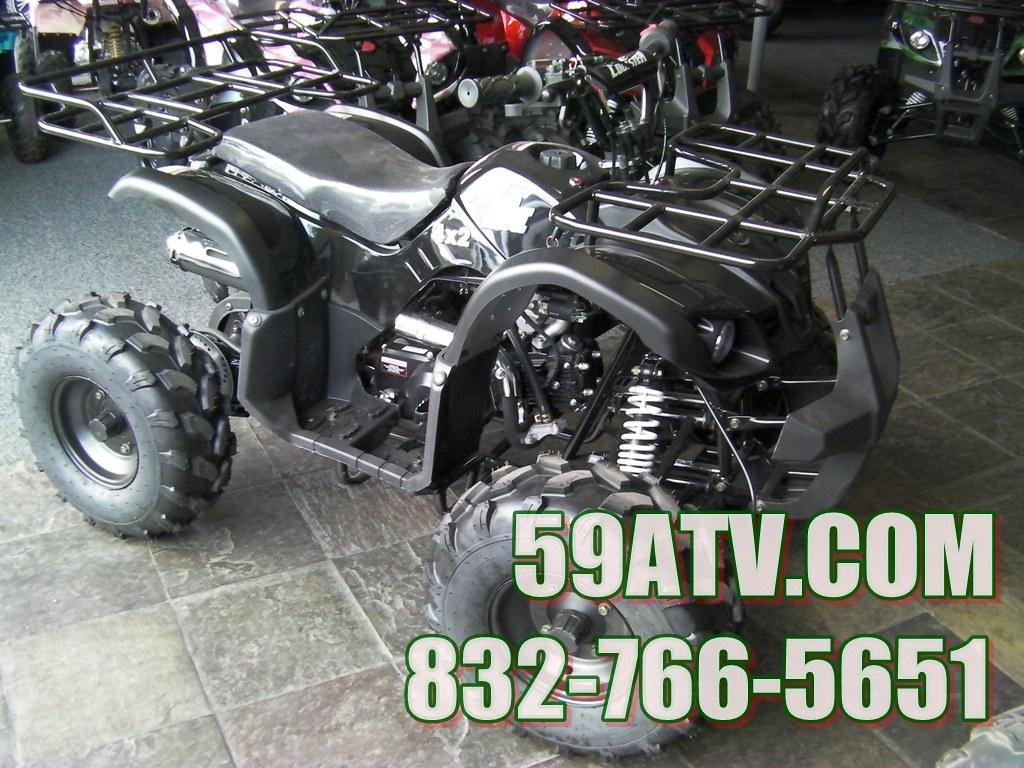 125cc ATV 59ATV.COM