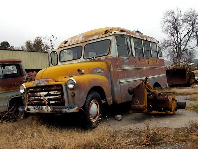 Gmc Bus Flickr Photo Sharing