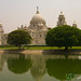 Victoria Monument and the Reflecting Pool - Kolkata, India