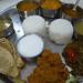 Vegetarian Thali - Mumbai, India