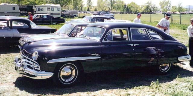 1949 Lincoln Cosmopolitan Wagon The H A M B