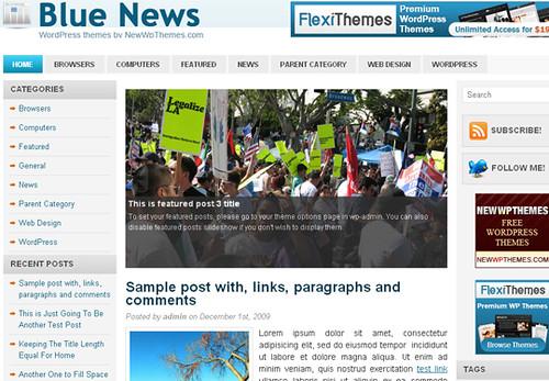 Blue News