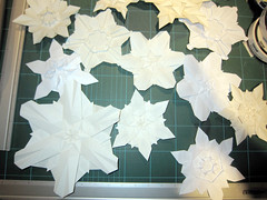 Paper Snowflake 6 Photos | Snowflakes WIP | 024