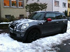 Our MINI Clubman Diesel got red ears